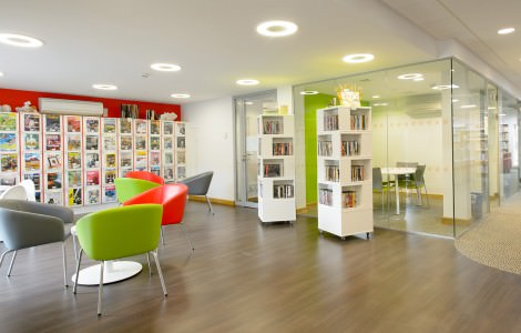 New Library and Sixth Form Study Centre 5