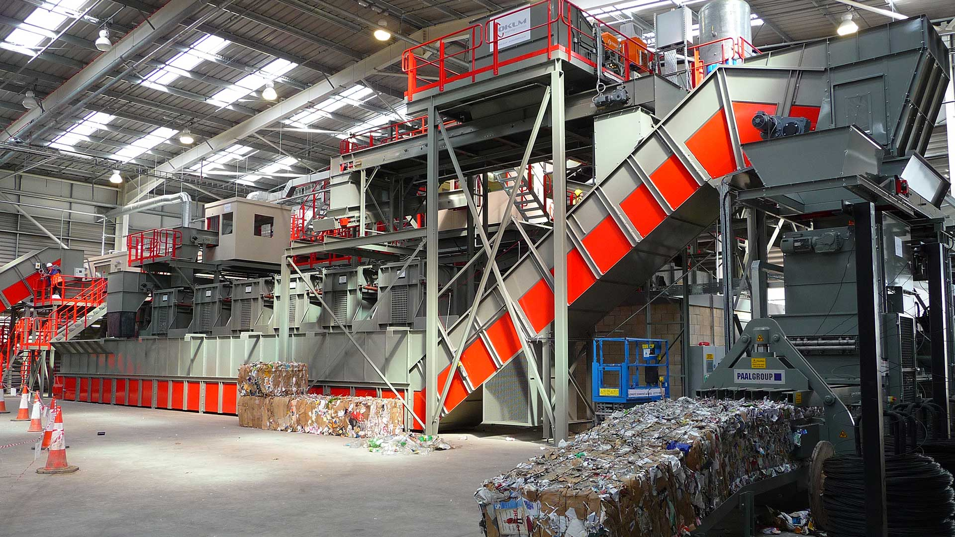 Integrated Waste Management Facility Padworth Miller